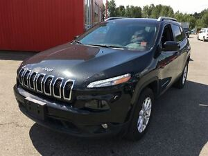 2016 Jeep Cherokee North Power AC Blue