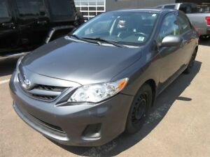 2012 Toyota Corolla CE- HEATED SEATS! ONLY 63K! SAVE!