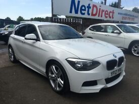 BMW 1 Series 2.0 118d M Sport Sports Hatch 5dr - £30 TAX