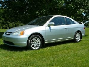 2003 Honda Civic Si VTEC AUTOMATIQUE (fit golf lancer jetta mazd