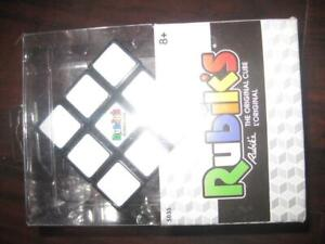 Rubik's 3x3 Cube. Best Selling Puzzle. Fun Play Game. Twist and Turn. Smooth Turning Plastic Design. Boy Girl Teen Adult