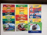 Thomas and Friends Book Set - 20 books - Thomas the Tank Engine Books
