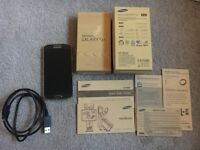 Samsung Galaxy S4 16GB Black Unlocked with box