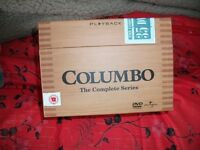 COLUMBO SET OF DVD,S