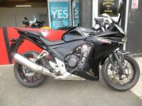 2013 Honda CBR 500 RA-D - £3499. Low miles, exceptional condition. Finance subject to status