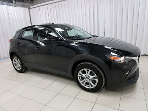 2019 Mazda CX-3 FEAST YOUR EYES ON THIS BEAUTY!! AWD SKYACTIV 5D