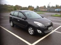 2010 RENAULT GRAND SCENIC DYNAMIQUE 7 SEATER