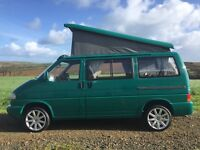 VW T4 CARAVELLE CAMPER 4 BERTH - LOW MILEAGE