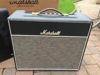 Marshall 1974X 18 watt hand wired combo with Mercury Magnetics. Boxed