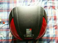 Givi E370 monolock motorbike/scooter top box