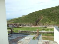 Studio sleeps 2-4 Close To Polzeath Beach on the Stunning North Cornwall Coast