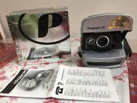 Polaroid P 600 instant film camera