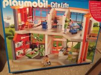 Playmobil city life hospital 6657
