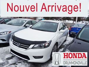 2013 Honda Accord EX-L+CUIR+TOIT+CAMÉRA+UN PROPRIO+++