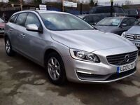 Volvo V60 1.6 TD Business Edition 5dr (start/stop),FINANCE AVAILABLE, P/X WELCOME