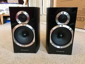 Wharfedale Diamond 10.1 bookshelf speakers