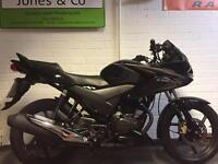 Honda Cbf 125 2014 6967 miles £1500 Delivery available