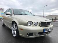 Jaguar X-Type D estate excellent condition service history