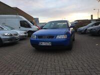 Audi A3 1.6 petrol / AC/ left hand drive