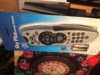 Sky Plus remote control new