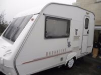 ABI Manhatton 2 birth Caravan