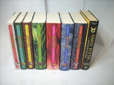 Harry Potter collezione + maledizione erede - ristampe edizione economica 2014