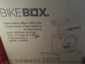 Bike box exercise bike