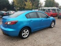 2009 Mazda 3 diesel low miles £30 road tax