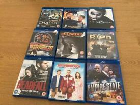 Blu ray bundle
