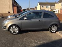 Vauxhall Corsa Hatchback Special EDS 1.2 Excite3 DR 1229cc metallic pepp 3 dr manual petrol
