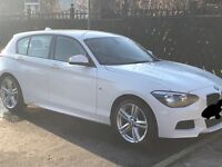 BMW 1 Series M Sport 120d X-Drive. Fantastic condition, added special features, amazing to drive!