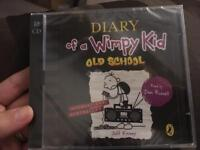 Diary of a Wimpy Kid audio cd