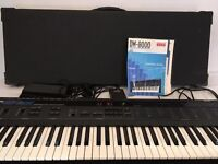 Korg DW 8000 DW8000 in superb condition