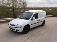 Vauxhall combo 1.3 cdti 2011 * long mot•• service history