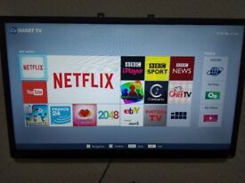 Selling smart tv toshiba work perfect 40 inch