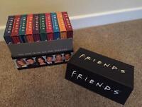 Friends complete box set; series 1 - 10