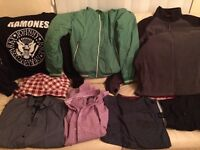 Clothes for sale/ car boot lot