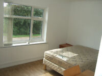 Double bedroom & Single room available in clean, spacious and bright house (All Bills Included)