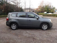 Chevrolet Orlando Lt Vcdi Auto Diesel 0% FINANCE AVAILABLE