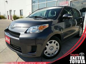 2014 Scion xD NEW FRONT BRAKES!