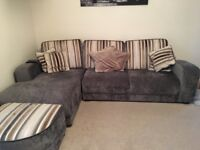 Sofa 3-4 seater excellent condition . Handmade by furniture maker. Solid wood
