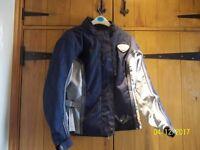 Ladies Richa Motorbike Jacket.