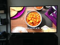 "SONY 60"" 1080p LED TV with Soundbar"