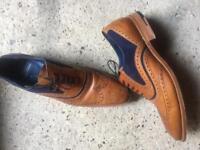 BARKER formal shoes size 10