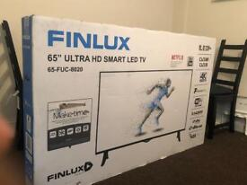 Finlux 65 ultra HD SMART LED TV