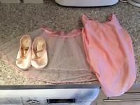 Ballet outfit age 2-3 years