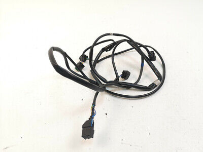 Volvo XC90 2004 Diesel PDC Parking Sensor Wiring Loom Cable Harness AMD19653