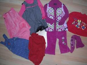 18 month girls winter clothes