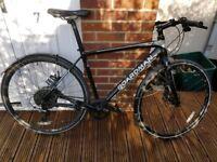 Boardman Hybrid Pro Bike 49cm (medium) frame