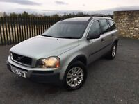 2004 54 VOLVO XC 90 D5 AWD *7 SEATER, DIESEL, AUTOMATIC 4x4*, - SEPT 2017 M.O.T!